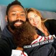 Ariane Brodier, son amoureux Fulgence Ouedraogo et leur fils sont heureux d'accueillir le deuxième bébé de la famille, une petite fille née le 24 avril 2019.