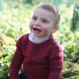 Les nouveaux portraits du prince Louis à l'occasion de son premier anniversaire, le 23 avril 2019.