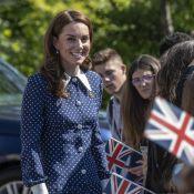"""Kate Middleton : Son petit Louis difficile ? """"Nous nous tenons sur nos gardes"""""""