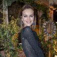 """Eva Herzigova - People à la soirée """"Dior Vogue"""" chez """"Fred l'écailler"""" lors du 72ème Festival International du Film de Cannes. Le 15 mai 2019 © Olivier Borde / Bestimage"""