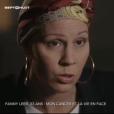 Fanny Leeb dans Sept à huit sur TF1, le 12 mai 2019.