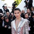 "Sara Sampaio assiste à la montée des marches du film ""Rocketman"" lors du 72ème Festival International du Film de Cannes. Le 16 mai 2019 © Jacovides-Moreau / Bestimage"