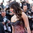 """Priyanka Chopra assiste à la montée des marches du film """"Rocketman"""" lors du 72ème Festival International du Film de Cannes. Le 16 mai 2019 © Jacovides-Moreau / Bestimage"""