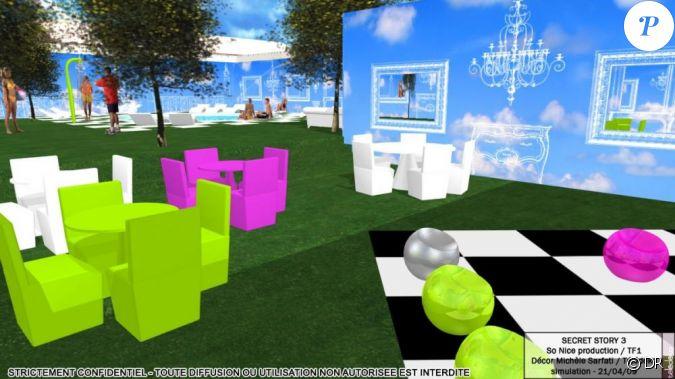 Le jardin de secret story 3 for Le jardin secret cannes