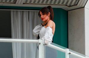 Nabilla et Thomas amoureux à Cannes : baby bump arrondi depuis le Martinez
