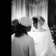 Le prince Harry et Meghan Markle fêtent leur premier anniversaire de mariage sur Instagram, le 19 mai 2019.