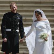 Meghan Markle et Harry : Des photos inédites pour leur 1 an de mariage