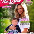 """Magazine """"Nous Deux"""" en kisoques le 21 mai 2019."""