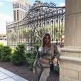 """Maeva de """"Moundir et les apprentis aventuriers 4"""" radieuse à Las Vegas - Instagram, 23 avril 2019"""