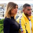 """Marvin et Maeva de """"Moundir et les apprentis aventuriers 4"""" en conférence de presse - Instagram, 12 mai 2019"""