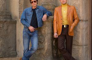 Brad Pitt et Leonardo DiCaprio face à un Quentin Tarantino amoureux à Cannes