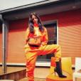 La chanteuse Shy'm. Photo issue de son Instagram. 2019.