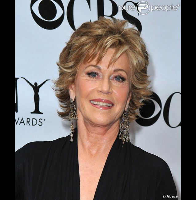 Jane Fonda en juin 2009