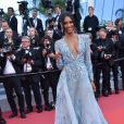 "Jasmine Tookes - Montée des marches du film ""Le Traitre (Il Traditore)"" lors du 72ème Festival International du Film de Cannes. Le 23 mai 2019 © Giancarlo Gorassini / Bestimage  Red carpet for the movie ""The Traitor"" during the 72nd Cannes International Film festival. On may 23rd 201923/05/2019 - Cannes"
