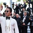 "Nusret Gökçe (Salt Bae) - Montée des marches du film ""Le Traitre (Il Traditore)"" lors du 72ème Festival International du Film de Cannes. Le 23 mai 2019 © Giancarlo Gorassini / Bestimage  Red carpet for the movie ""The Traitor"" during the 72nd Cannes International Film festival. On may 23rd 201923/05/2019 -"