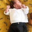 """Olivia, la fille d'Honorine Magnier de """"Sections de recherches"""", sur Instagram, le 22 mai 2019"""