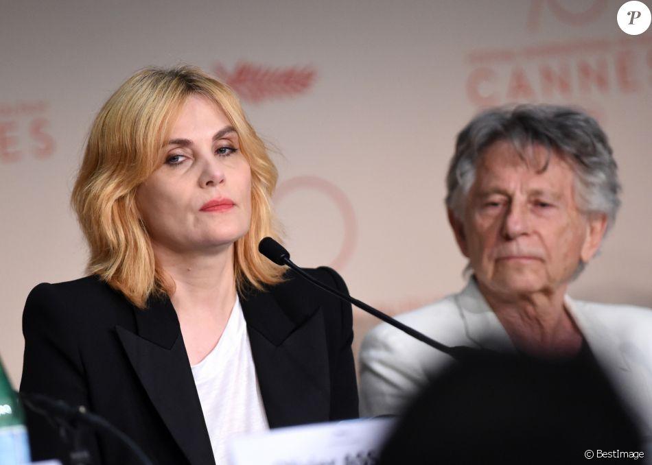 Emmanuelle Seigner venus in fur