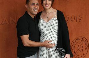 Brahim Asloum bientôt papa : jolie annonce avec sa compagne à Roland-Garros