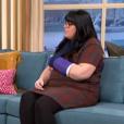 """Emma Fairweather, l'une des victimes de l'accident de voiture provoqué par le prince Philip, dans l'émission """"This Morning"""", en janvier 2019."""
