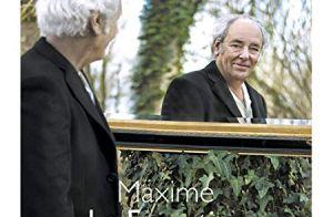 Maxime Le Forestier, son fils malentendant :