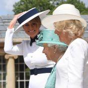 Melania Trump à Londres : son marathon mode... inspiré de Diana et Meghan Markle ?