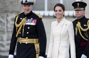 Kate Middleton : Sublime en solo, après le dîner avec les Trump