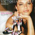 Adriana Lima pour Victoria's Secret !