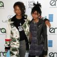 Willow Smith et Jaden Smith - Célébrités arrivant au 26ème EMA Awards au studio de la Warner à Burbank le 22 octobre 2016.