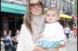 La sublime Alessandra Ambrosio très court vêtue.. mais avec son adorable fille ! (réactualisé)