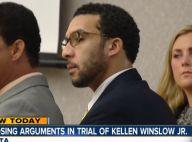 Kellen Winslow Jr reconnu coupable de viol sur une femme SDF