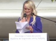 Laeticia Hallyday en pleurs à Toulouse : discours poignant en hommage à Johnny