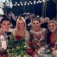 La joueuse de tennis Angelique Kerber a publié des photos du mariage de Caroline Wozniacki et David Lee célébré en Toscane le 15 juin 2019.