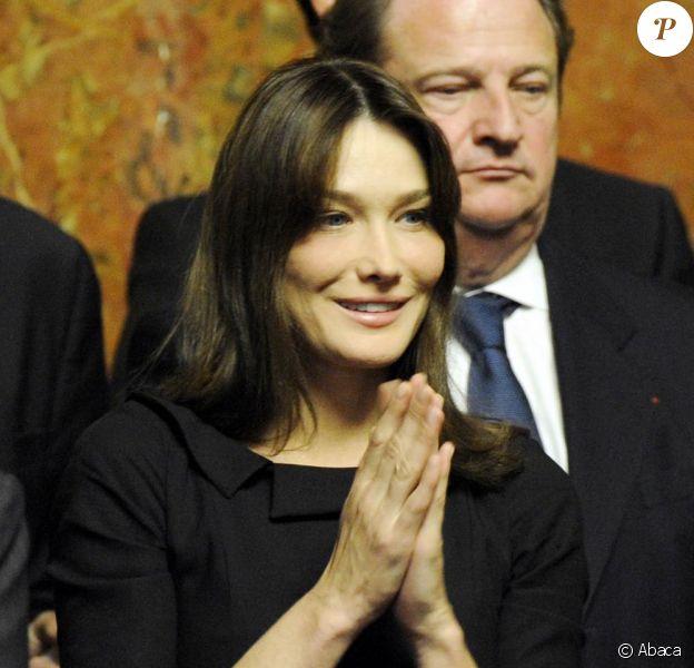 Carla Bruni à Versailles. 22/06/09