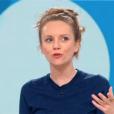 """La chroniqueuse Sophie Brafman dans """"C'est au programme"""" sur France 2 le 19 novembre 2018."""