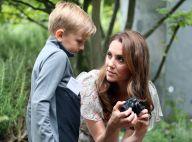 Kate Middleton joue les photographes en jolie robe estivale