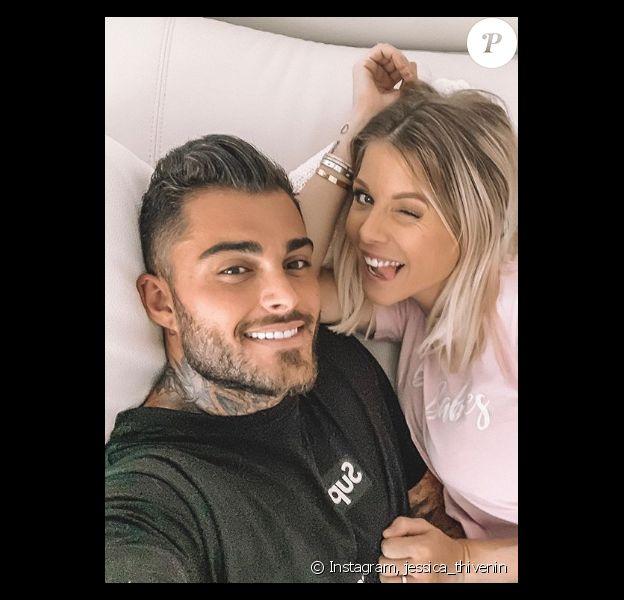 Thibault Kuro Garcia et Jessica Thivenin complices sur Instagram, le 19 juin 2019