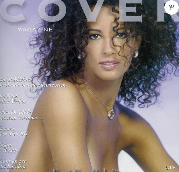 """La belle Sandra Joine en couverture du magazine """"Cover"""" !"""