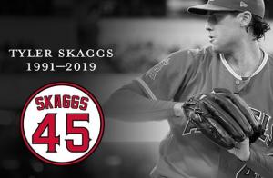 Tyler Skaggs : Le jeune joueur de baseball retrouvé mort à 27 ans