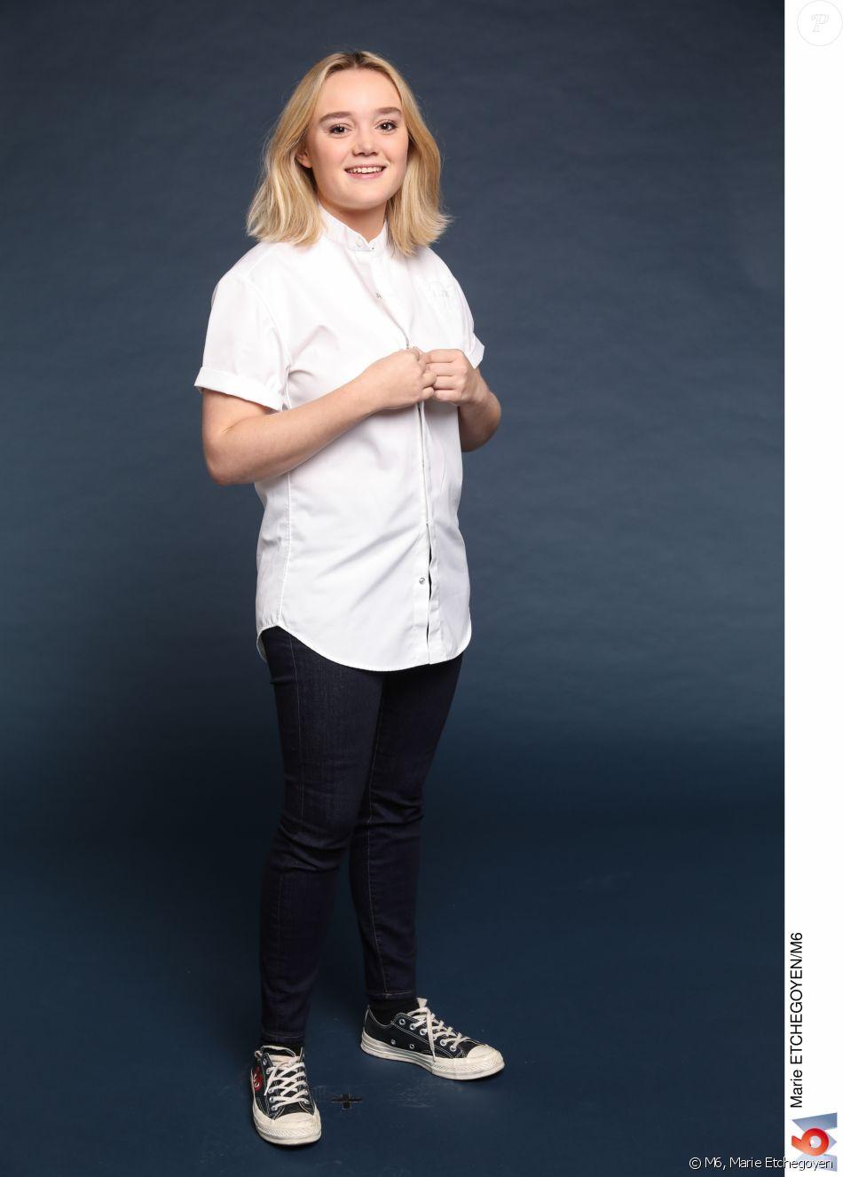 "Alexia Duchêne - Candidat de ""Top Chef 2019""."