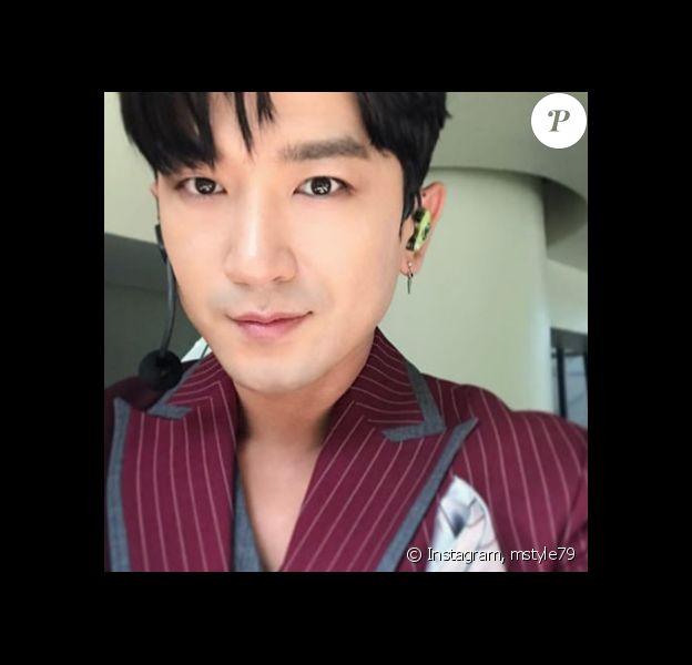 Lee Min Woo sur Instagram.