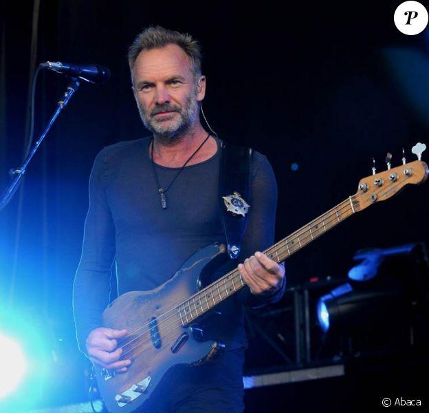 Sting dévoilera son nouvel album le 26 octobre 2009... Un hiver un peu en avance...