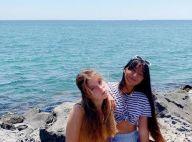 Jade Hallyday : Loin de sa maman, l'adolescente s'éclate au Cap d'Agde !