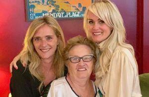 Laeticia Hallyday : Photos rares avec sa grand-mère Elyette, qui fête ses 84 ans