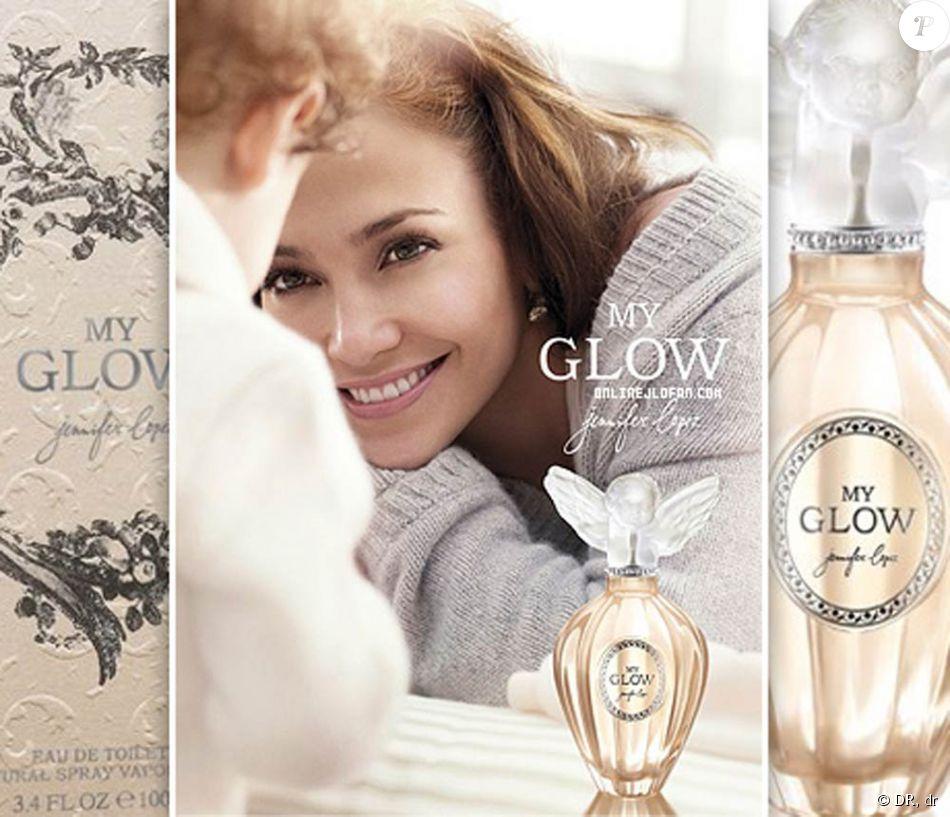 Connu Jennifer Lopez dans la pub de son nouveau parfum My Glow SU95