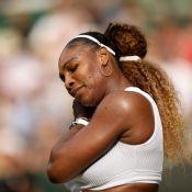 Serena Williams endommage un terrain, Wimbledon lui réclame 10 000 dollars