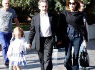 Carla Bruni-Sarkozy : Sa fille Giulia danse en maillot... C'est l'été !
