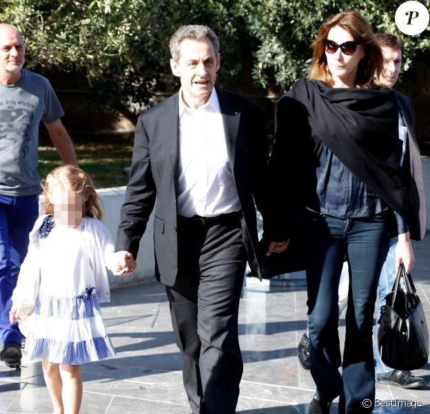 Carla Bruni Sarkozy Sa Fille Giulia Danse En Maillot C Est L Ete Purepeople