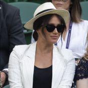"""Meghan Markle à Wimbledon : un """"cauchemar"""" pour les organisateurs"""
