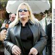 Debbie Rowe, la mère de deux enfants de Michael Jackson, était également son ancienne infirmière.
