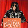Michael Jackson annonce en mars 2009 qu'il donnera une nouvelle série de concerts au mois de juillet à Londres.
